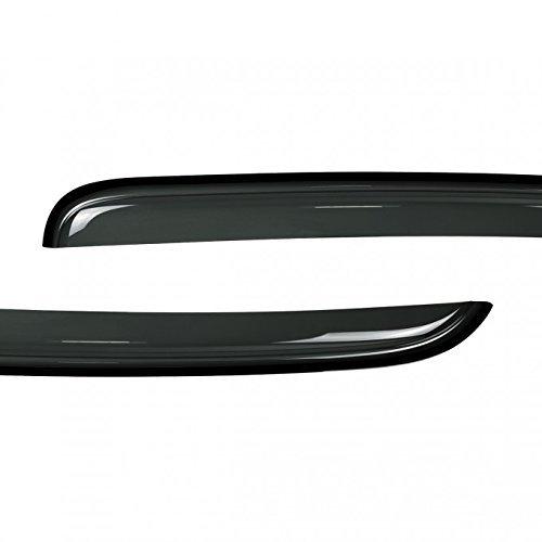 VITO 4pcs Side Window Deflectors Original Window Visors for 2001-2006 Chevy Silverado//GMC Sierra 1500//2500//3500//1500 HD//2500 HD Crew Cab Only//00-06 Chevy Suburban 1500//2500 Vent Visor Sun//Rain Guard