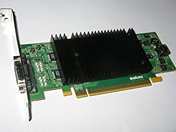 New Driver: Matrox P690 Plus LP PCIe x16 Graphics