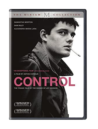 Amazon com: Control (The Miriam Collection): Sam Riley
