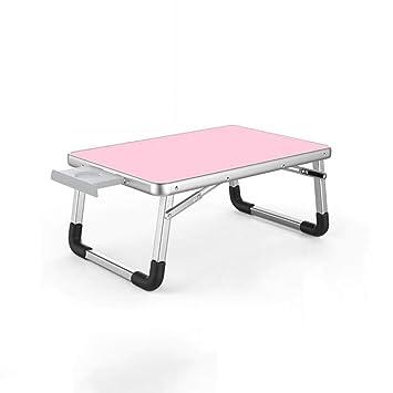 Pliable Qidi Portable Pour Étude Ordinateur Lit Déjeuner Table Petit 76yYbfg