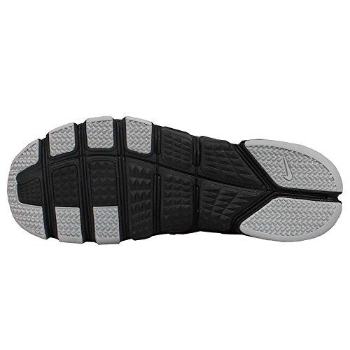 Nike Mænds Fri Træner 7 Nrg, Lys Blodrød / Sort-metallisk Sølv Lys Blodrød / Sort-metallisk Sølv