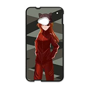 Asuka Langley Soryu Anime HTC One M7 Cell Phone Case Black persent xxy002_6018333