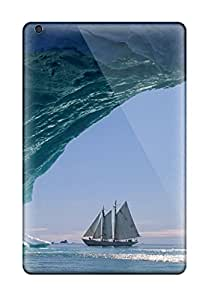 Theodore J. Smith's Shop 1008240K28549788 Fashion Protective Yacht And The Ocean Case Cover For Ipad Mini 3