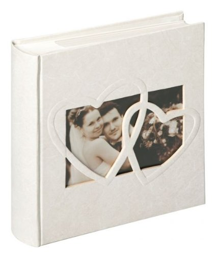 Walther ME-123 'Sweet Heart' Wedding Album for 200 Photos 10 x 15 cm