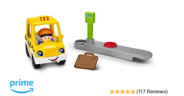 Fisher-Price Little People, Going Places Taxi