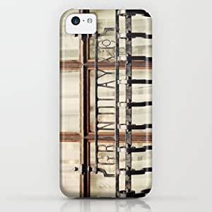 Society6 - London Grille iPhone & iPod Case by Happeemonkee