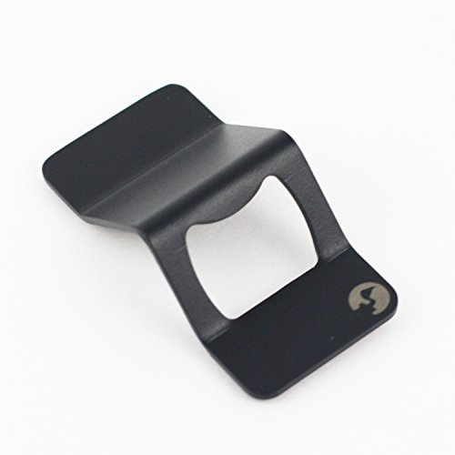 The Sticky Opener - Peel and Stick Bottle Opener (Charcoal)