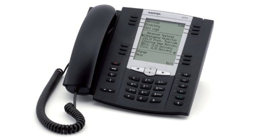 Aastra - A6737-0131-1001 - Aastra 6737i HD Audio and GigE in an Advanced Featured, Expandable IP Phone (No Power Supply) Aastra 6737i Ip Phone