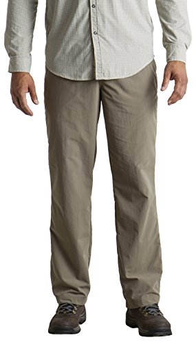 Ex Shorts Officio Hiking (ExOfficio Men's Sol Cool Nomad Lightweight Casual Pants, Short, Falcon, Size 34)