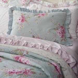 Simply Shabby Chic Hydrangea Duvet Cover Set