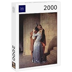 Lais Puzzle Francesco Hayez Il Bacio 2000 Pezzi