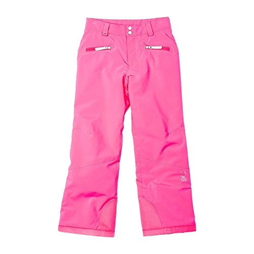 Spyder Vixen Tailored Pants Bryte Bubblegum Girls' 18 by Spyder