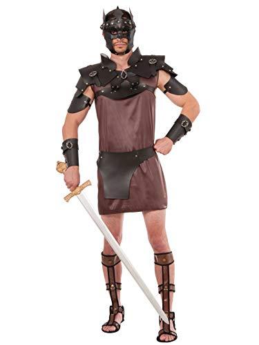 - Forum Novelties Men's Standard Shoulder Armour-Male, Black, Standard