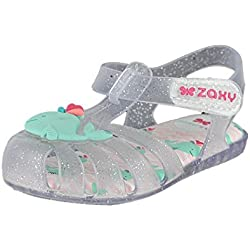 Zaxy Under The Sea Baby Crystal Glitter Infant Girls Ankle Strap Size 9M
