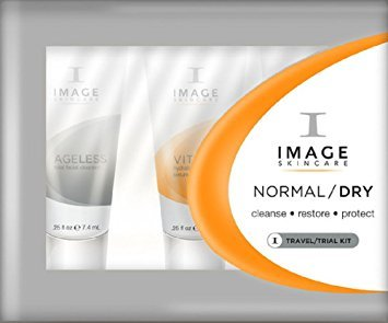 Image Skincare Travel Kit   Normal Dry Cleanse   Restore   Protect