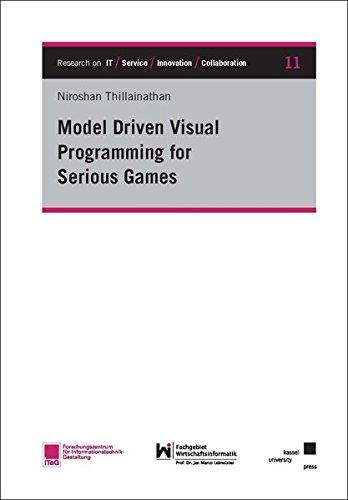 Model Driven Visual Programming for Serious Games (Research on IT / Service / Innovation / Collaboration) Taschenbuch – 9. Februar 2017 Thillainathan Niroshan Kassel University Press 3737601623 Programmiersprachen