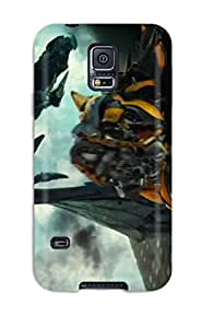 Gpknywn14368RSDoi Faddish Transformers Age Of Extinction Case Cover For Galaxy S5