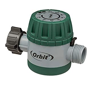 Orbit 62034 Mechanical Watering Hose Timer, Colors may vary