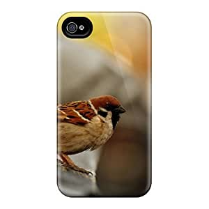 New Fashionable Mialisabblake FWIbGbk7950eNFzX Cover Case Specially Made For Iphone 4/4s(nature Birds Animals Macro)