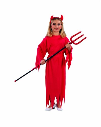 RG Costumes Devil Girl Costume, Child Large/Size 12-14