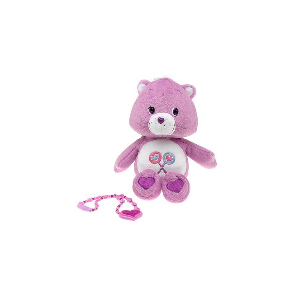 Care Bear Secret Whispers Plush Share Bear