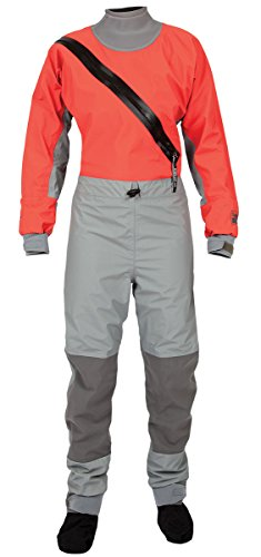 -TEX Endurance Paddling Suit-DustyRed-S ()