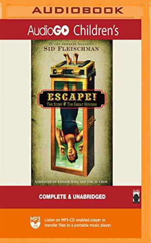 Escape! by Blackstone on Brilliance Audio