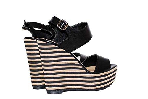 para 05 34700 vestir mujer Italy Zapatos de in made sandalias Ripa verano shoes xg6qI4