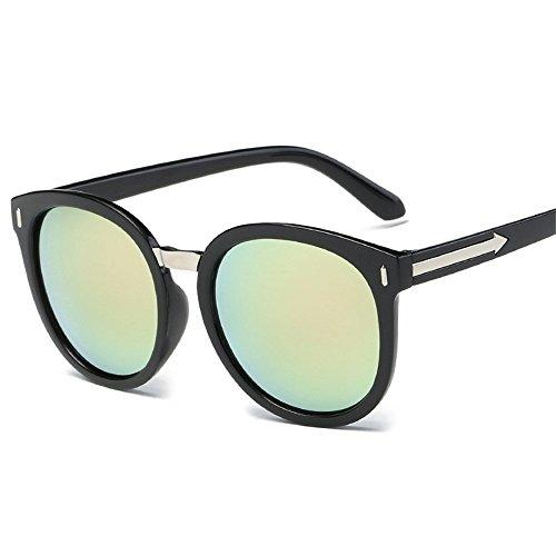 de soleil cadrées soleil Shop soleil Lunettes personnalisées lunettes lunettes de de 6 rondes Trois Lunettes sauvages W7q68r7Pwp