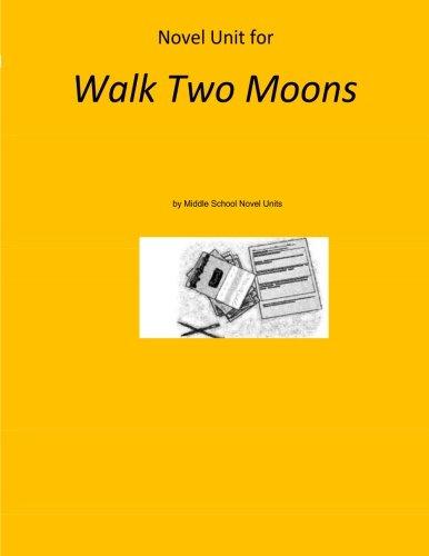 Novel Unit for Walk Two Moons ()