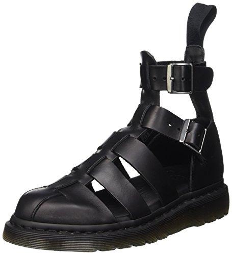 Dr Martens Women's Geraldo Strap Fashion Sandals, Black L...