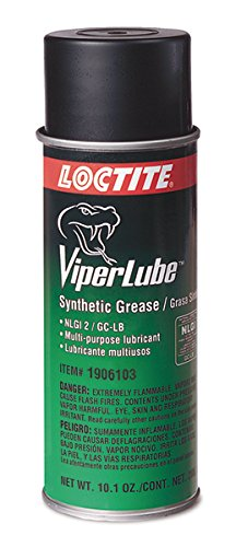 LOCTITE 1906103  ViperLube High Performance Synthetic Grease Aerosol Can - 10.1 oz.