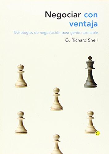 Negociar Con Ventaja (Spanish Edition) by Antoni Bosch Editor