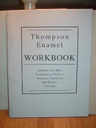 Buy thompson enamel workbook