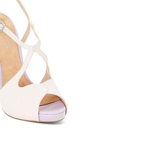 Nude Redoute La Retro Womens Sandals pIBPzw