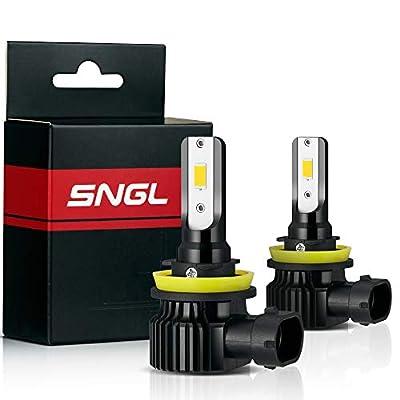 SNGL LED Fog light Bulbs