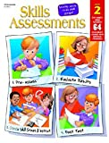 Skills Assessments, Grade 2, Steck-Vaughn Staff, 0739833936