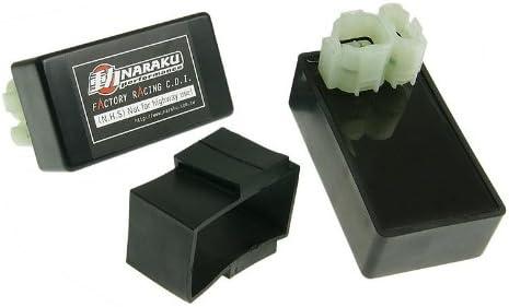 JL50QT-4 CDI Z/ündbox Naraku ungedrosselt f/ür Flex Tech Hurrican X1 4T