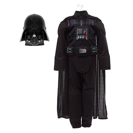 Darth Vader Traje auténtica de tienda de Disney Para el ...