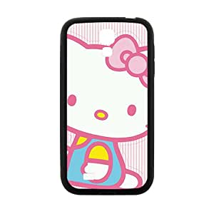 YYYT Hello kitty Phone Case for samsung galaxy S4 Case