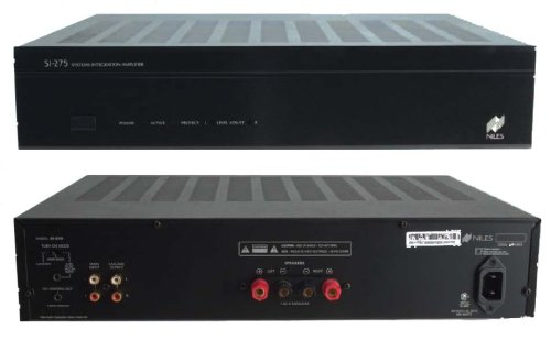 (Niles Audio SI-275 High-current stereo amplifier)