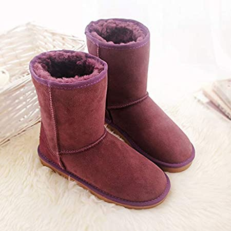 Scarponi Da Boots Fodera Sweaay Peluche Neve In Artificiale Donna BwTx5q7