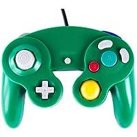 Control Alámbrico para Nintendo GameCube Verde