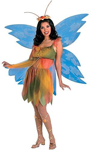 Felicity The Woodland Fairy Halloween Costume (Woodland Fairy Costumes For Adults)