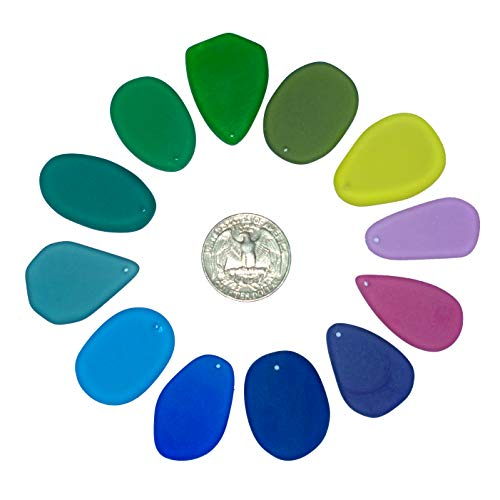 sea glass for jewelry making - 6