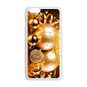 Merry Christmas fashion practical Phone Case for iPhone 6 Plus 5.5""