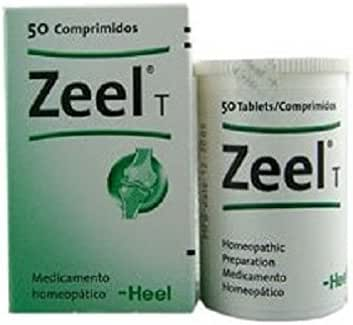 Heel Homeopathic ZEEL Arthritis Pain Relief 100 Tablets