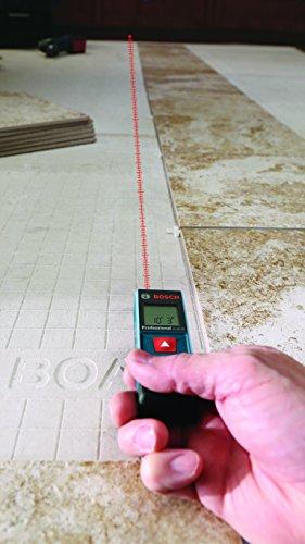 Bosch Compact Blaze Laser Distance Measure, 65-Feet GLM 20