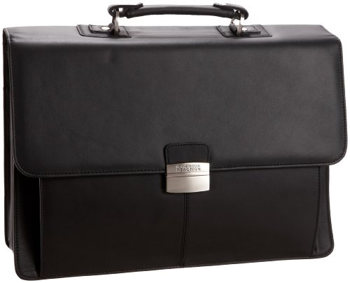 Kenneth Cole Reaction 522965 Luggage Flap-Py Gilmore, Black, One Size by Kenneth Cole REACTION