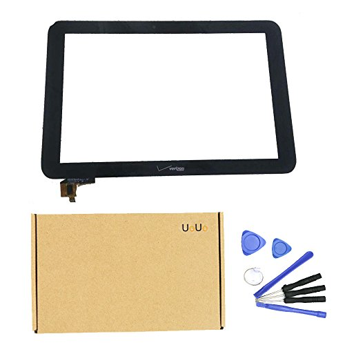 10' Lcd Screen - UoUo Touch Screen Digitizer FOR Verizon 10'' Ellipsis 10 MODEL QTAIR7